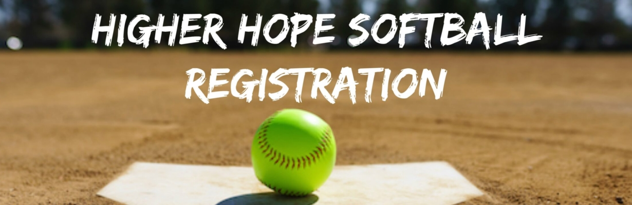 softball registration